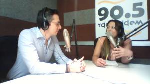 Entrevista radio1